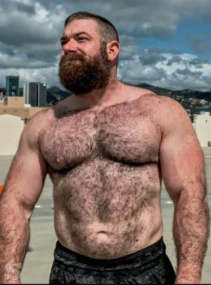 ours gay mature dominateur défonce petit soumis